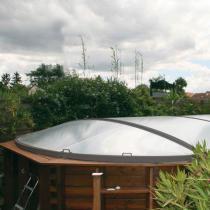 Un abri de piscine pour une piscine hors sol? | Tout pour la piscine | Scoop.it