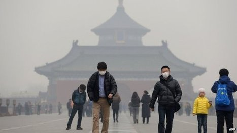 Understanding the politics of Chinese smog   Geography News Network   Scoop.it