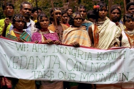 """Rejection of Indian Bauxite Mine is """"Unprecedented Victory for Indigenous Rights""""   Une seule Terre pour tous - Only one Earth for all   Scoop.it"""