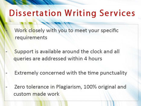 All Types of Dissertation Writing Services | Aman Agarwal | Scoop.it