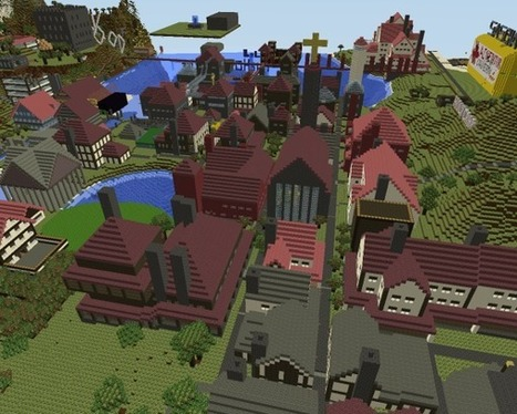 3 alternativas a Minecraft para Linux | Creatividad en la Escuela | Scoop.it