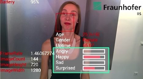 Google Glass human emotion detector is by far the creepiest wearable app | Apps and Software | Geek.com | 4D Pipeline - trends & breaking news in Visualization, Mobile, 3D, AR, VR, and CAD. | Scoop.it