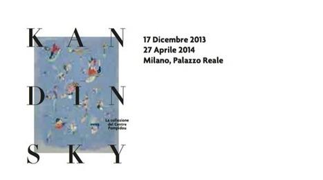 Kandinsky, a Milano 80 opere dal Centre Pompidou - DaringToDo: Quotidiano di Arte, Informazione Culturale e | Fiolosofia e Psicologia | Scoop.it