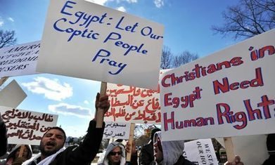 Christian girl recalls horror when devout Muslims attacked and burned their home in Egypt | Pamela Geller | Terrorists | Scoop.it