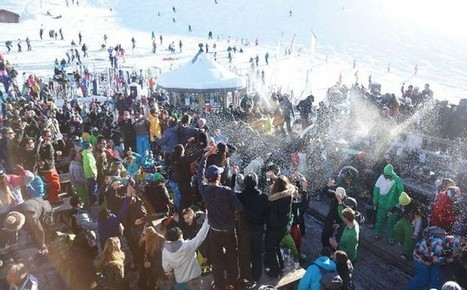 Les 5 meilleures stations de ski pour faire la fête - 20 Minutes vous emmène en voyage - 20minutes.fr | location-landes-mimizan-plage seniors | Scoop.it