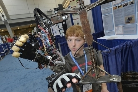 Teenager Teaches Himself To Build Robotic Prosthesis With 3D Printing | 3D Printing | Scoop.it