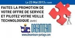 Dreamteam le 23 Mai 2013 dès 14h00 à La Cantine Toulouse   La Cantine Toulouse   Scoop.it