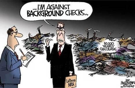 NRA background checks | The US Gun Debate | Scoop.it