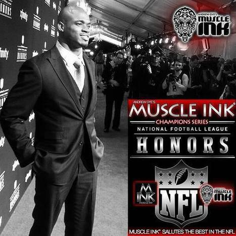 ANDREW OYE'S NFL PRO ATHLETES ROUNDUP: MUSCLE INK™ MAGAZINE NATIONAL FOOTBALL LEAGUE SUPER BOWL SPECIAL: PRO FOOTBALL MANIA + NFL SUPER BOWL XLVIII | THE ALL-STAR SPORTS SCOOP | Scoop.it