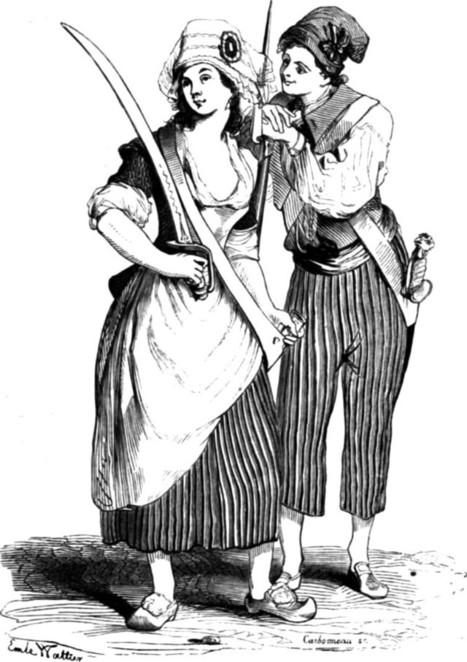 1798, révolution de la mode (aussi) | FLE: CULTURE ET CIVILISATION-DIDACTIQUE | Scoop.it