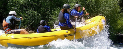 Viaggi in Canada, Rafting nell'Ovest canadese   Viaggi The Wilderness Society   Scoop.it