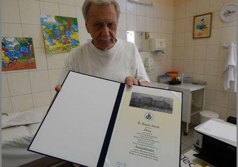 Dr. Bognár István - 2020-ig nyitva lesz rendelője | Hírek Csornáról | Scoop.it