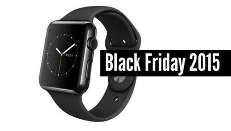 First Apple Watch Deal Saves Incredible $80 ahead of Black Friday 2015 - I4U News | Black Friday | Scoop.it