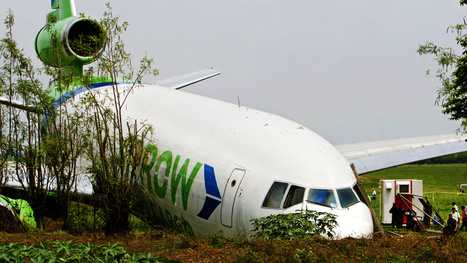 The Ten Worst Passenger Planes Still In Service | Stretching our comfort zone | Scoop.it