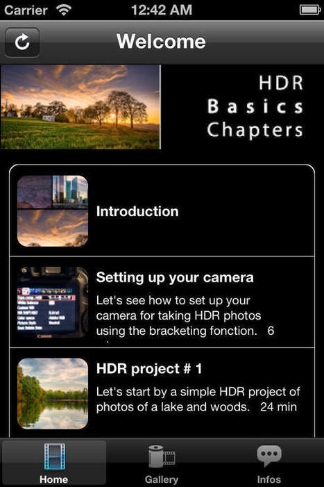 HDR basics course (Photography)   Instagram Tips and Tricks   Scoop.it