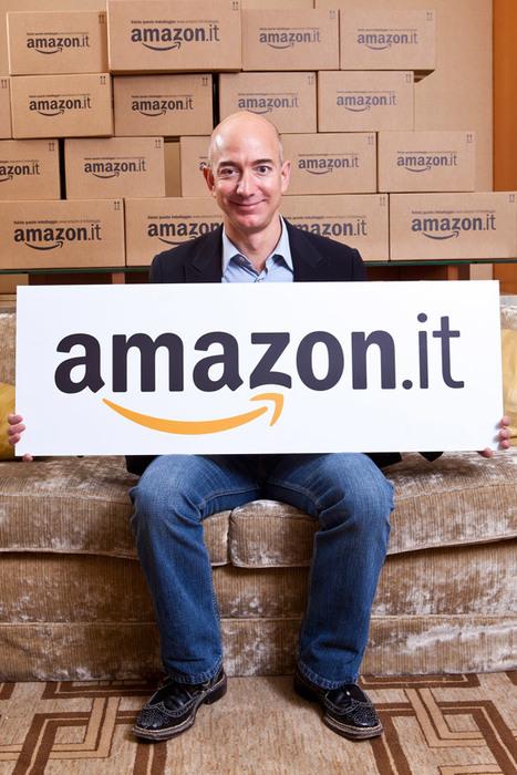 Amazon, nuovo customer service a Cagliari e opportunità di lavoro | InTime - Social Media Magazine | Scoop.it