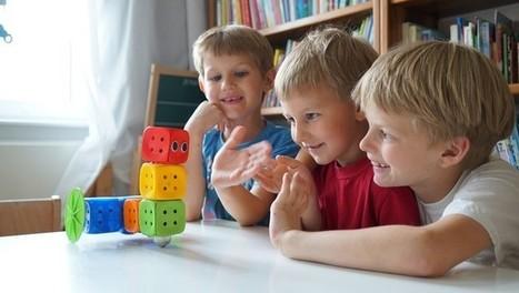 Robo Wunderkind : un robot pour apprendre à programmer et compatible avec Lego - Geek Junior - | TICE | Scoop.it