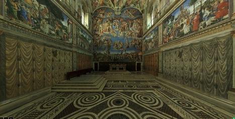 3 visites virtuelles remarquables | L'actu culturelle | Scoop.it
