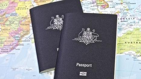 Future Australian passports may incorporate voice recognition and eye-scanning ... - NEWS.com.au | Near Future Technology | Scoop.it