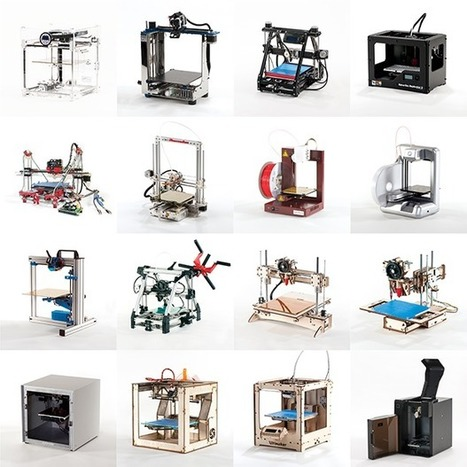 Call for Manufacturers: 3D Printers and 3D Scanners   3D Scanners   Scoop.it
