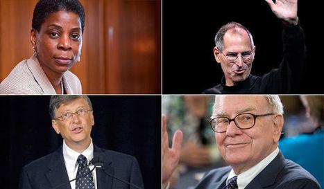 Twenty Inspirational Leaders: Inspirational Leaders of 2009 - BusinessWeek | AS Business Studies Leadership | Scoop.it
