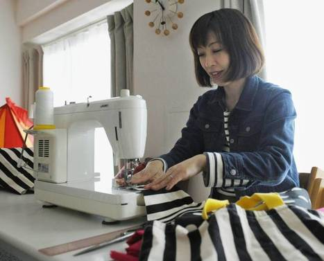 Modern moms can't find stitch in time to make traditional needlework school bags | The Japan Times | ICT | Scoop.it