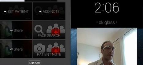 La reconnaissance faciale avec les Google Glass | Stratégie d'entreprise | Scoop.it