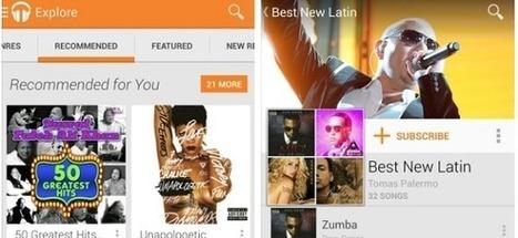 Google Play All Music Access bientôt sur iOS | MyEbusinessZone | Scoop.it