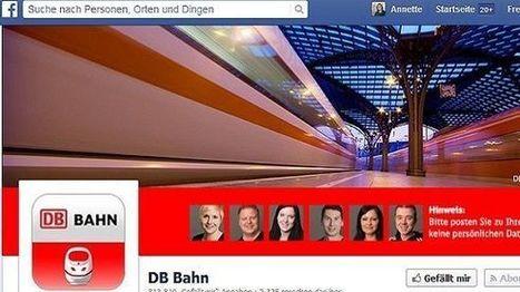 LEAD digital: Hinter den Kulissen beim Social Media-Team der Deutschen Bahn | SocialMed | Scoop.it