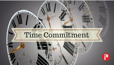 Time Commitment of Successful Social Media Marketers | Prepare1 — Prepare 1 | Social Media  Coach | Scoop.it