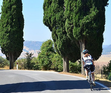 The top 5 places to cycle in Tuscany. | Visit Montalcino | Scoop.it