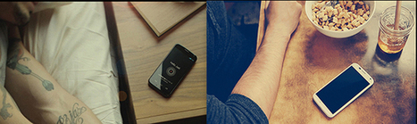 Moto X from Google: The Way a Phone Should Be! - | Gadgets | Scoop.it