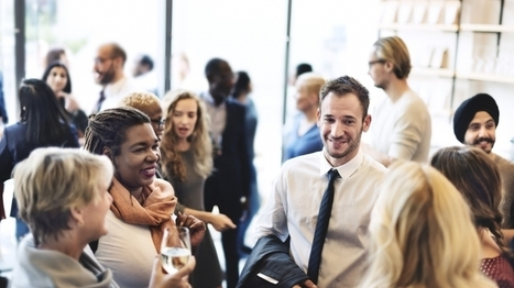 How Small Business Networking Strengthens your Personal Brand | Technology in Business Today | Scoop.it