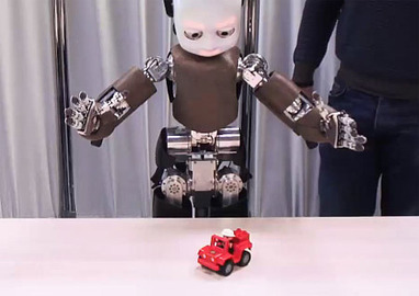 Curiosity Learns to Scoop, Robot Tentacle Learns to Grab | Robots and Robotics | Scoop.it