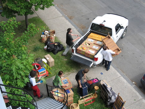 7 Practical Summer Moving Tips   All About Furniture   Scoop.it
