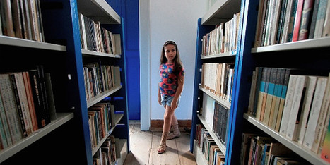 7-year-old's library wish inspires book donations across Brazil | Litteris | Scoop.it