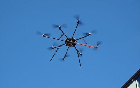 Los drones policías armados ya son una realidad en Estados Unidos   Managing Technology and Talent for Learning & Innovation   Scoop.it