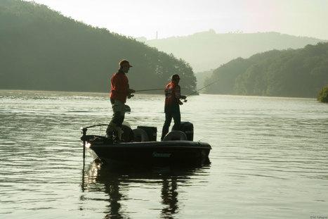 L'élite de la pêche au carnassier ce week-end à Pareloup | L'info tourisme en Aveyron | Scoop.it