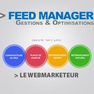 Feed Manager élargit son offre au SEO / SEM   Le Webmarketeur : Infos et avis sur le Webmarketing   Web-marketing et Influence Digital   Scoop.it
