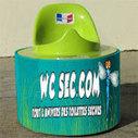 Toilette sèche pour enfants. | Eco-tourisme | Scoop.it