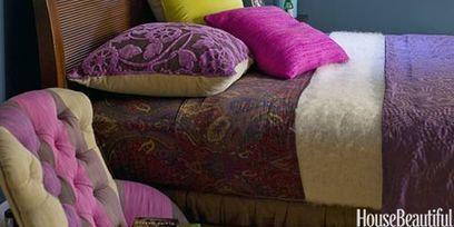 Colorful Bedrooms | Designing Interiors | Scoop.it