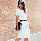 White Pencil Skirt Outfit Ideas for Office Wear | Health & Fashion | Scoop.it