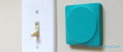 Logitech Pop Review: A smarter button for the IoT | Home Automation | Scoop.it