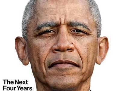Bloomberg Businessweek's Disturbing Cover Sums Up Obama's Next Four Years | Belize Travel and Vacation | Scoop.it