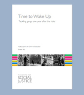 Time to Wake Up: Tackling gangs one year after the riots | Crime and the Law | Scoop.it
