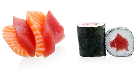 Sushi's Secret: Why We Get Hooked On Raw Fish | On the Plate | Scoop.it