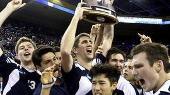 UC Irvine knocks off BYU to retain NCAA men's volleyball title - Los Angeles Times | Volleyball | Scoop.it