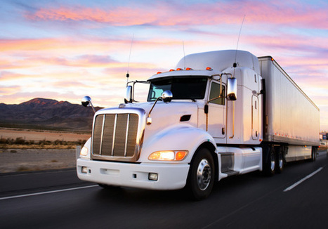 Connected big-rigs: Google Ventures-backed KeepTruckin upgrades the trucking industry | The Robot Times | Scoop.it