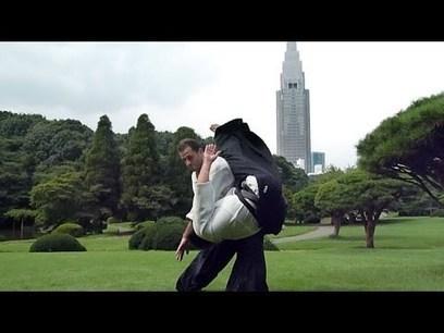 Aikido – Guillaume Erard 4th Dan Aikikai in Shinjuku Gyoen | Aikido | Scoop.it