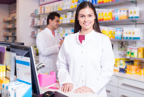 Taking Pharmacy Technician Training? 3 Places Where You'll Complete Your Practicum! | Herzing College Blog | Education News | Scoop.it